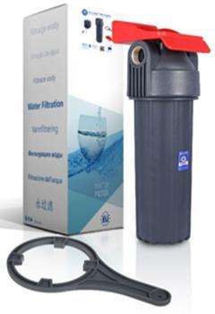 Heißwasser Filtergehäuse FHHOT34-WB